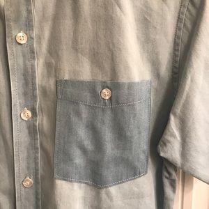 Modern Amusement Shirts - 👕Modern Amusement Short Sleeve Button Down